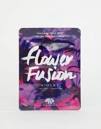 <b>Origins Flower Fusion</b> Nourishing Sheet Mask -<b>Violet</b>   ASOS