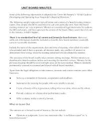 Meeting Minutes Template Effective How To Write Of Format Pdf