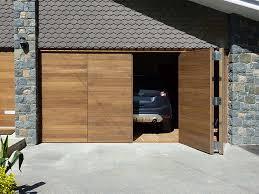 bi fold garage doorsBiFold Garage Doors  Urban Front  Contemporary Front Doors UK