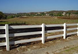 Ranch Rail Fencing Styles Orange County Fencing Contractor