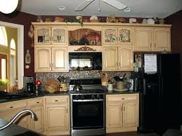 Kitchens With Black Appliances 100 Kitchen Colors With White Cabinets And Black Appliances