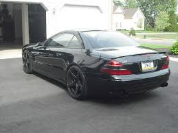 This car was babied from second it left the show room. Rear Cf Diffuser Kit R230 Sl500 Mbworld Org Forums