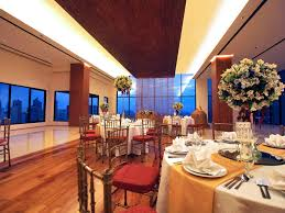 the 31st floor rosemary ballroom is spacious unconstrained and adorned with narra hardwood and marble 8th floor function rooms thistle cicely and sage
