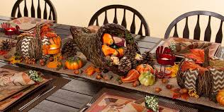 Thanksgiving Table Decorations; Thanksgiving Table Decorations