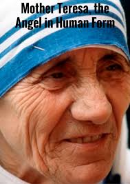 essay on mother teresa life the angel in human form short essay on mother teresa life