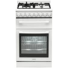 Oven Gas Stove Euromaid F54gw 54cm Dual Fuel Upright Cooker At The Good Guys
