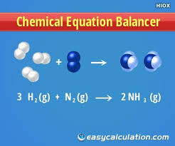 balance your chemical equations with