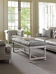 Oyster Bay Bedroom Furniture Oyster Bay Bellport Bed Bench Lexington Home Brands