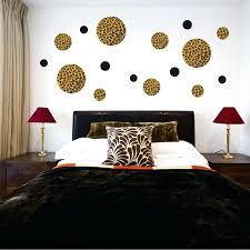 animal print wall decorations best leopard print wall decals images on leopard inside leopard print wall
