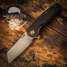 <b>Складной нож</b> CJRB Crag купить с доставкой по низкой цене