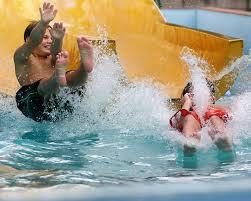 Indoor pool with slide Mansion Londonindoorswimmingpools Families Online Top Swimming Pools With Slides In London Families Online
