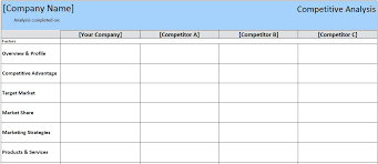 Operational Analysis Template Soulective Co