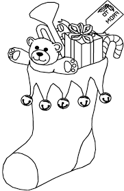 Christmas Colouring Pages For Toddlers The Art Jinni
