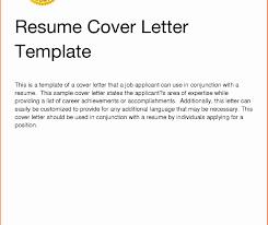 Resume Cover Letter Templates Word Resume Cover Letter Letters For Resumes Elegant Free Teacher 8