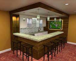 free standing bars for basements unconvincing small basement bar ideas skintoday info home 39
