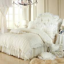luxury girl bedding luxury lace ruffle bedding set twin queen king cotton luxury toddler girl bedding