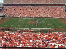 Photos At Memorial Stadium Clemson