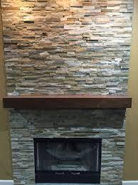 custom made walnut modern fireplace mantel walnut mantle