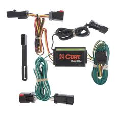 curt manufacturing curt custom wiring harness 55530 part 55530 a