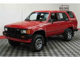 1986 Toyota 4Runner for Sale | ClassicCars.com | CC-1058356