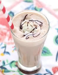 coffee milkshake recipe chocolaty