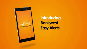 bankwest easy alerts how to video