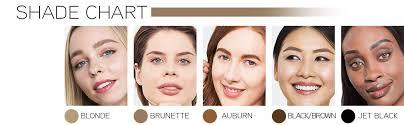 Wunderbrow Eyebrow Gel By Wunder2 Black Brown Buy Online