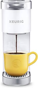 Not only we love to have it early in the morning, but we keep on having it throughout the day. Amazon Com Keurig 611247386125 K Mini Plus Coffee Maker One Size White Kitchen Dining