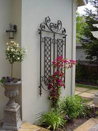 outdoor walls with greenery