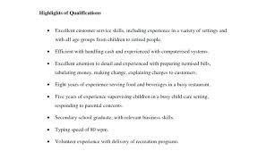 Modern Resume For Restaurant Bar Hostess Sample Resume Podarki Co