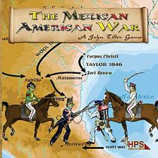 Image result for The Mexican-American War, waged between the United States and Mexico from 1846 to 1848,