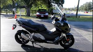 BMW 5 Series bmw c600 for sale : 2013 BMW C600 Sport in Black at Euro Cycles of Tampa Bay - YouTube