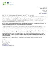 Online Cover Letter Example Email Cover Letter Free Online Cover