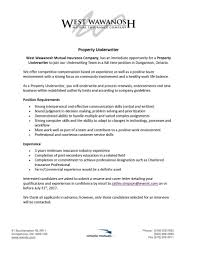 Cover Letter Sample For Insurance Company Canadianlevitra Com