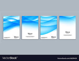 simple covers simple minimal covers abstract 3d meshes template vector image on vectorstock