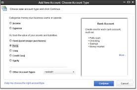 Setting Up Chart Of Accounts In Quickbooks 2014 Understanding Quickbooks Lists Chart Of Accounts Informit
