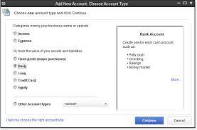 Understanding Quickbooks Lists Chart Of Accounts Informit