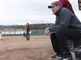 university high softball coach jon schuh just wants his team to maintain its focus