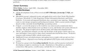 Objectives For Resumes Examples Of Objectives On Resume 86
