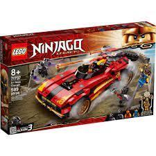 Đồ chơi LEGO Ninjago Siêu Xe Chiến Đấu Của Kai 71737 - Lắp ghép, Xếp hình