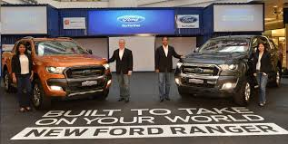 New Ford Ranger (2015) Launched in Malaysia – timchew.net