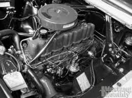 building up six cylinder engine mustang fords magazine ford mustang six cylinder performance guide mustang monthly magazine