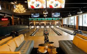 bowling alleys in detroit