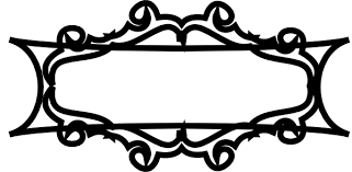 Black Rectangle Frame Clip Art at Clkercom vector clip art online