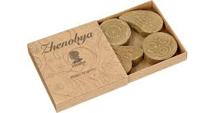 Zhenobya Mini Aleppo Soap, <b>104</b> g - Ecco Verde Online Shop