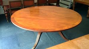 round table seats 10 large antique diameter regency revival mahogany pedestal dining to seat people