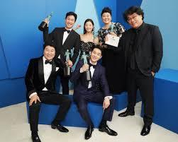 Parasite' Cast Wins SAG Award