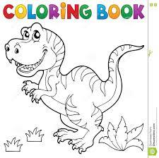 Large Dinosaur Coloring Book L L L L L L L L