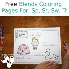 Sw Blend Poster Teaching Resource – Teach Starter besides Free Blends Coloring Pages  Sk  Sl  Sm  Sn   3 Dinosaurs moreover Beginning Consonant Blend Worksheets   Two Letter Blend Phonics additionally Phonics Words Stories SW Reading  prehension Worksheet additionally Free Blends Coloring Pages  Sp  St  Sw  Tr   3 Dinosaurs besides R Blends Worksheets And Cool Phonics A Worksheets For First furthermore St Blends Worksheet Teaching Resources   Teachers Pay Teachers additionally Worksheets With St Blends   worksheet ex le furthermore  as well L Blends Sort  Phonemic Awareness Sorting Series  Set  4 also . on sw blend worksheet for kindergarten