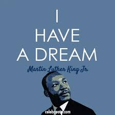 Martin Luther King Jr I Had A Dream Quote Best of Martin Luther King Jr Quote About Hope Future Dreams Dream CQ